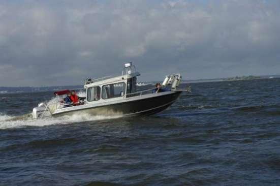 Продаем катер (лодку) Trident 720 CT в Ярославле Фото 3