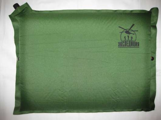 Самонадувающаяся подушка