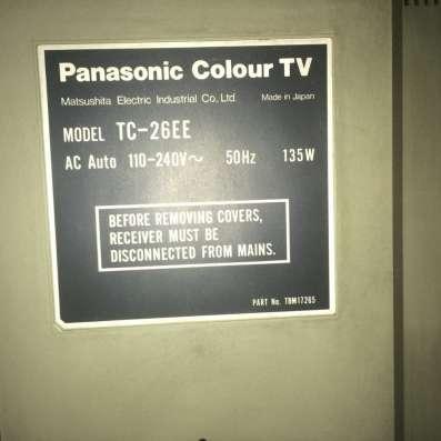 Раритетный телевизор panasonic