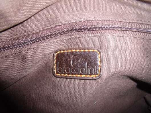 Шикарная сумка Braccialini оригинал