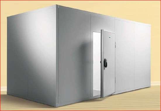 Холодильные промышленные камеры