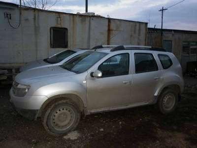 подержанный автомобиль Renault Duster