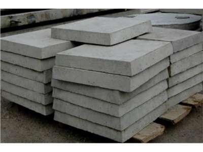 Плитка тротуарная бетонная