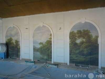 Фрески Всё производители фресок в г. Самара Фото 5
