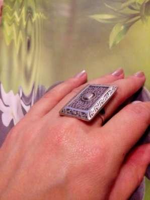 кольцо из состаренного метала в Санкт-Петербурге Фото 2