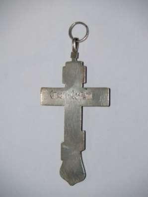 Крест иерейский наперсный, нач. ХХ века в Санкт-Петербурге Фото 1