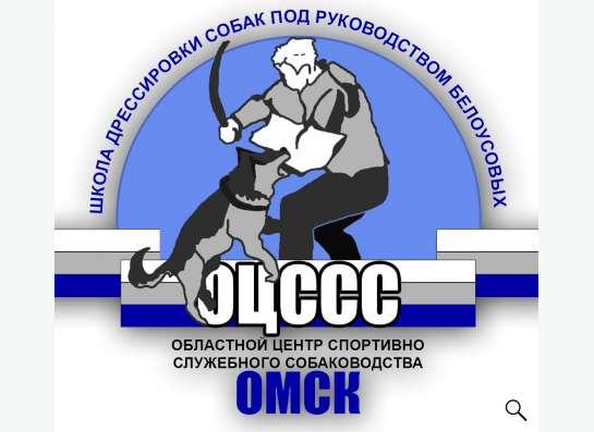дрессировка собак в Омске