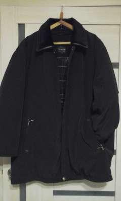Продам мужскую куртку на подстежке и пуховик. Размер 60-64 в г. Канск Фото 2