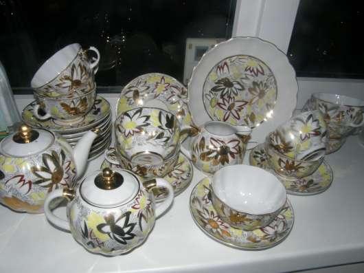 Чайный сервиз в Москве Фото 3