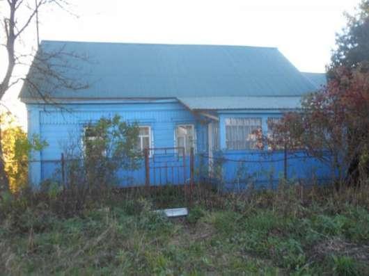 Продается дом в деревне Тиунцево, Можайский р-он,130 км от МКАД по Минскому шоссе.