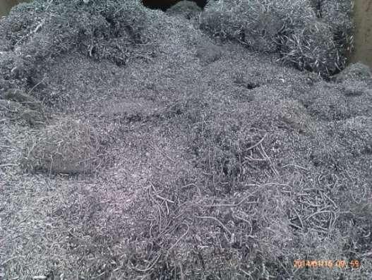 Алюминиевая стружка в г. Запорожье Фото 1