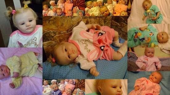 Куклы дети реборн