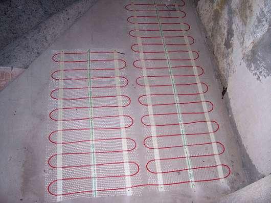 Теплый пол. Нагревательные маты. в Энгельсе Фото 5