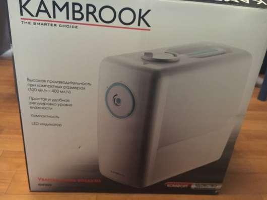 Новый увлажнитель воздуха Kambrook khf300