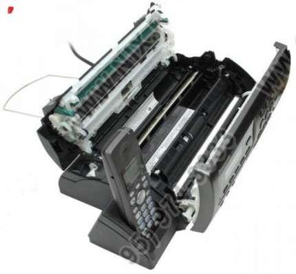 Телефакс Panasonic KX-FC228 - с радиотрубкой на обычной бумаге 4 в Саратове Фото 1