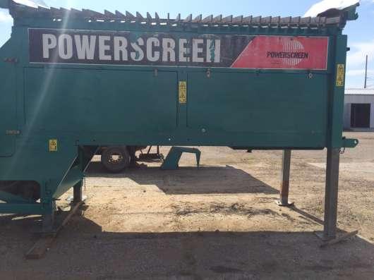 Грохот POWERSCREEN® CHIEFTAIN 1400 2010г. CHIEFTAIN 1400