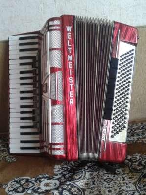 Продам немецкие аккордеоны, 3/4 и 4/4, б/у, в отличном состо