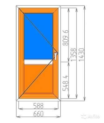 Продажа пластиковых окон и дверей в Москве Фото 3