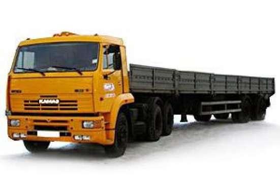 Автомобильные грузоперевозки по России от 100 кг. до 20 тон в Казани Фото 1