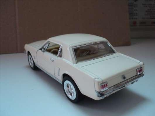 Масштабная модель форд