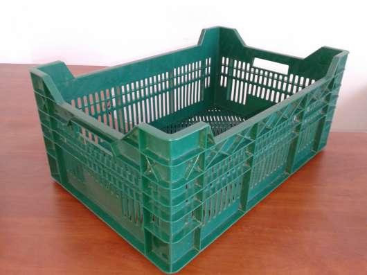 Ящики пластиковые мясные молочные, овощные
