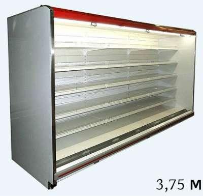 холодильная витрина пристенная Прага