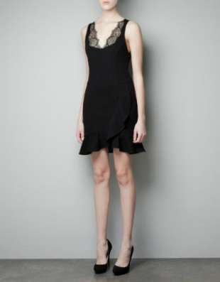 Платье ZARA Италия
