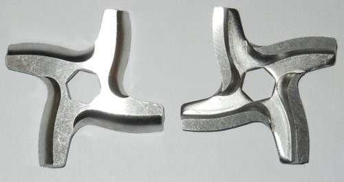 Нож для мясорубки moulinex (мулинекс) шестигранник MS-092606