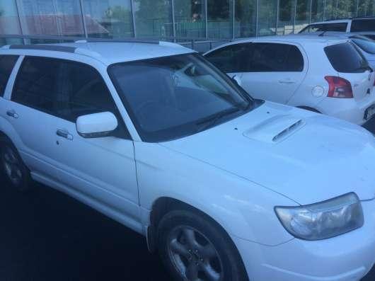 Продажа авто, Subaru, Forester, Автомат с пробегом 156000 км, в Владивостоке Фото 4