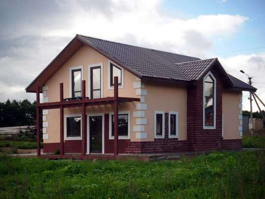 Строительная бригада в Пушкино