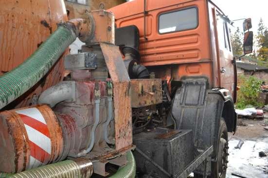 Продается илосос на базе камаз 65115 ко-507 ам в Санкт-Петербурге Фото 1