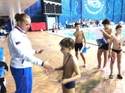 Обучение плаванию, персональные и групповые тренировки в Москве Фото 2