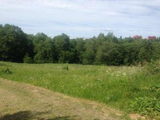Продается земельный участок 12 соток в дер. Ченцово, вблизи города Можайск, 97 км от МКАД по Минскому шоссе.