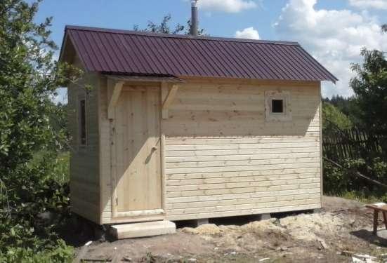 Строительство домов и бань в Дзержинске Фото 1