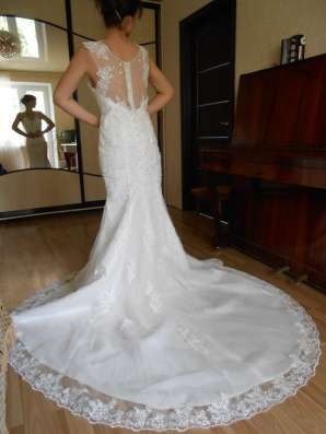Свадебное платье, новое.