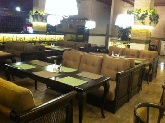 Уютное кафе в исторической части города