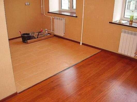 Ремонт, отделка квартир, домов, офисов и др.