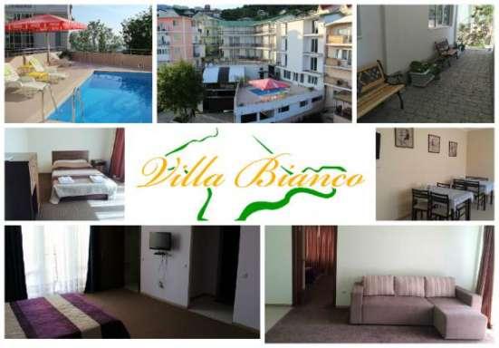 Аренда номеров в отеле Villa Bianco г. Ялта, п. Гаспра Фото 1