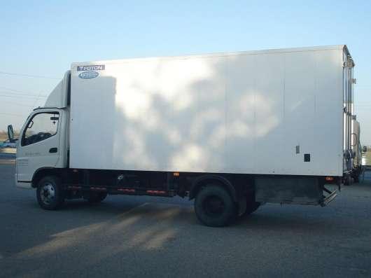 Будка фургон Foton Ollin I 3800 Фотон, г/п 5 т