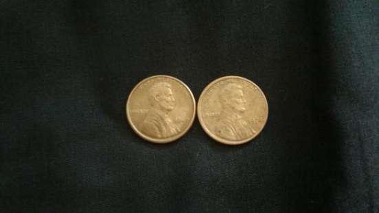 монеты Liberty1969(D) и 1974 -перевертыши
