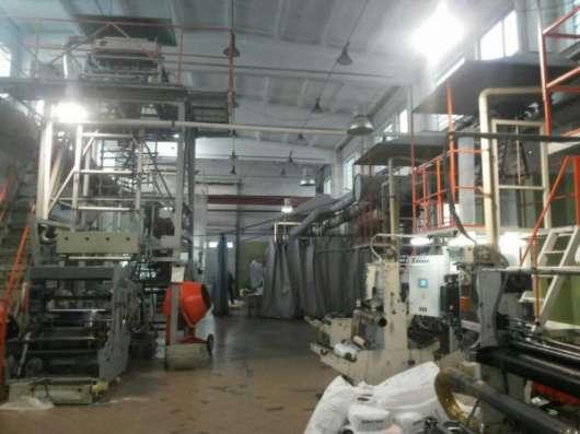 Действующий изнес по производству полиэтилена, в РБ