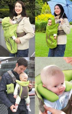 Рюкзак - переноска Tomy