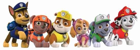 """Мягкие игрушки """"щенячий патруль"""""""