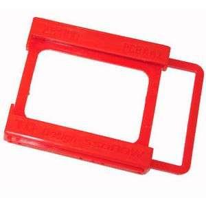 Адаптер для HDD 2.5 to 3.5 пластик