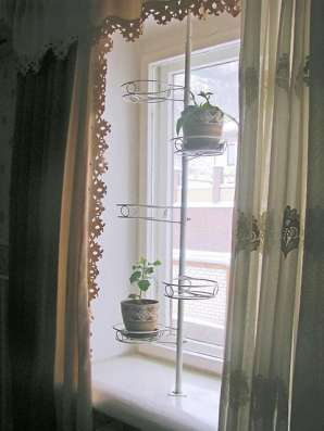 Подставка распор для цветов в Мытищи Фото 1