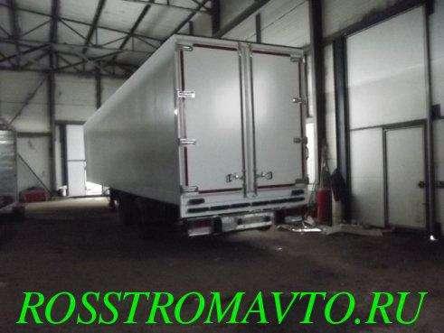 Качественный ремонт фургонов любой конструкции