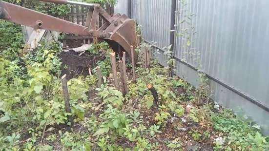 Предлагаем услуги по уборке садовых участков