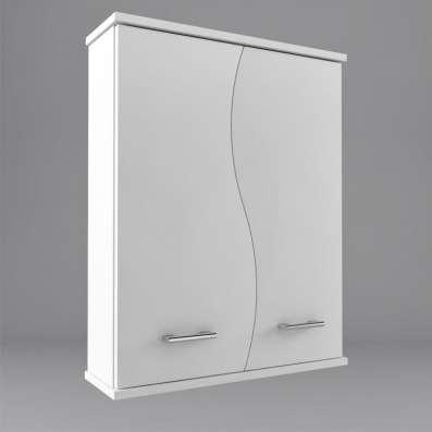 Навесной шкаф в ванную комнату