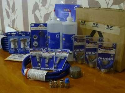 Окрасочное оборудование Graco