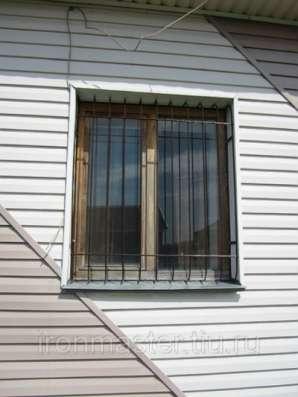 Металлическая решетка в Барнауле Фото 1